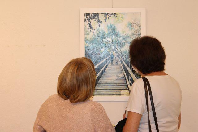 Hasta el 10 de octubre se podrá visitar la Exposición 'Rincones de Bullas y La Copa' en la Casa de Cultura - 2, Foto 2