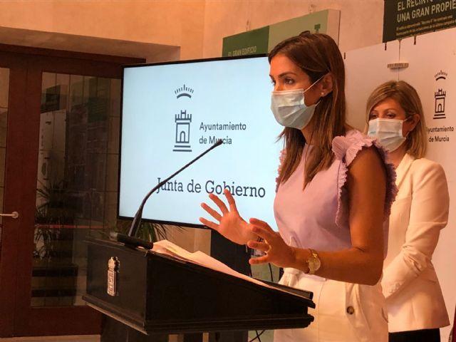 El Ayuntamiento de Murcia solicita 36 millones de fondos Next Generation - 1, Foto 1