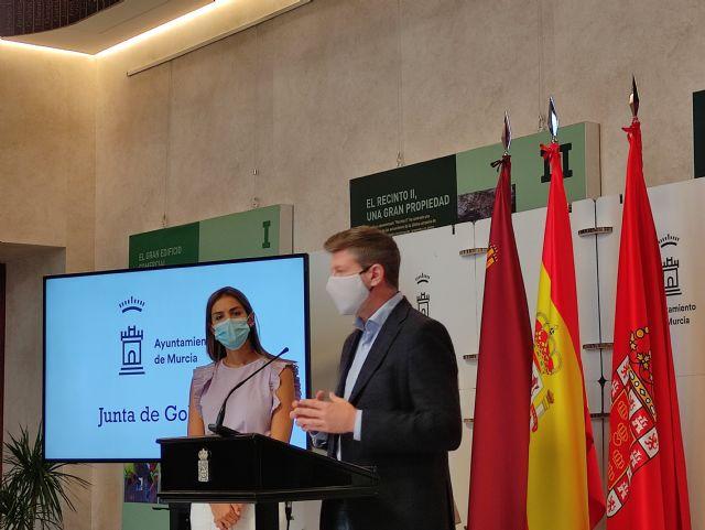 El Ayuntamiento de Murcia solicita 36 millones de fondos Next Generation - 2, Foto 2