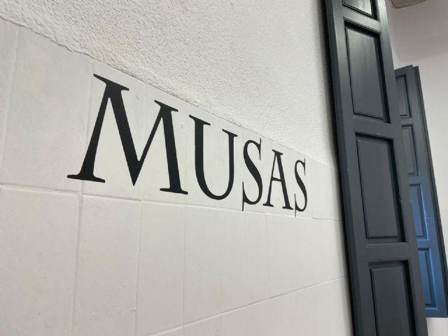 La exposición 'Musas' llega este sábado al Laboratorio de Arte del Carmen - 1, Foto 1