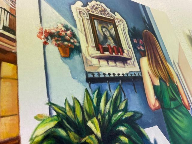 La exposición 'Musas' llega este sábado al Laboratorio de Arte del Carmen - 3, Foto 3