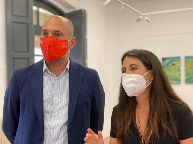 La exposición 'Musas' llega este sábado al Laboratorio de Arte del Carmen - 4, Foto 4