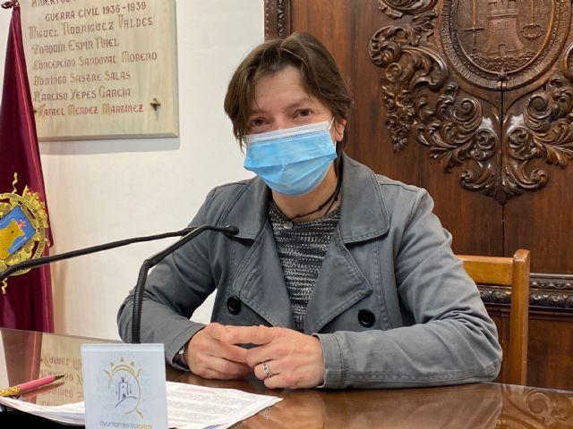 El PP de Lorca hace el ridículo denunciando el convenio de asistencia a domicilio para personas dependientes redactado por su propio partido en el Gobierno Regional - 1, Foto 1