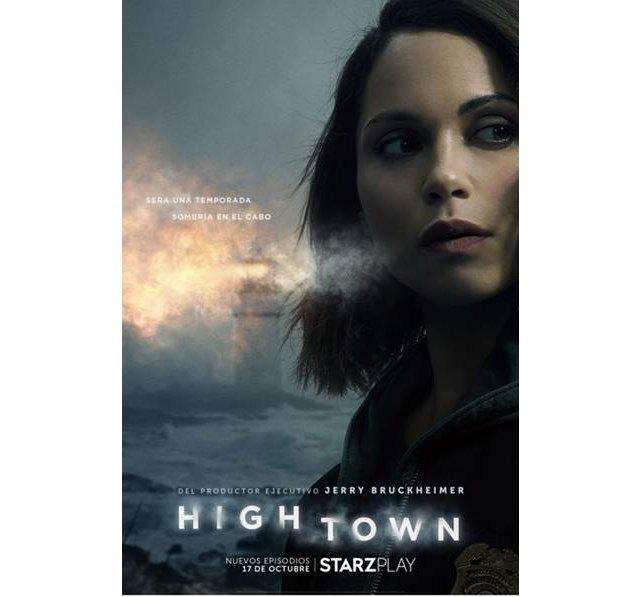 STARZPLAY lanza cartel y trailer oficial de la esperada segunda temporada de la exitosa serie HIGHTOWN - 1, Foto 1