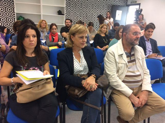 Totana acoge el I Foro Comarcal de Inclusión Sociolaboral, Foto 5