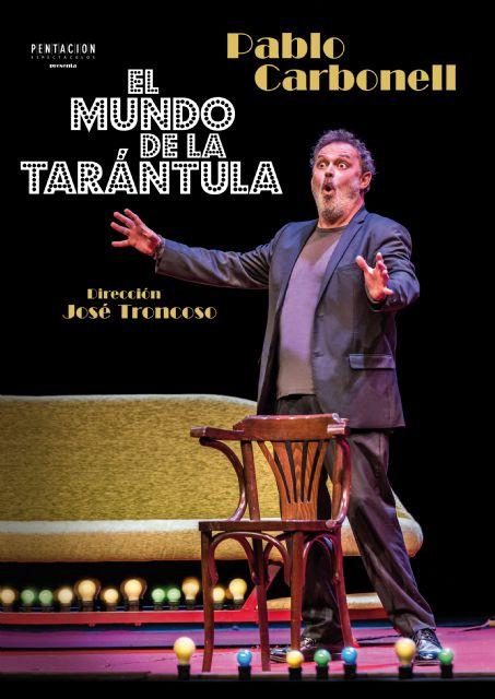 Pablo Carbonell llega a Torre Pacheco con El Mundo de la Tarántula - 1, Foto 1