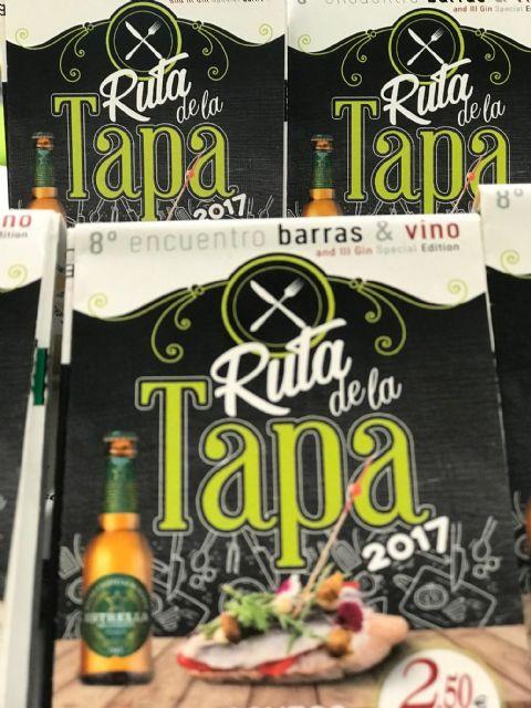 La Ruta de la Tapa en Torre-Pacheco, del 27 de octubre al 12 de noviembre - 1, Foto 1