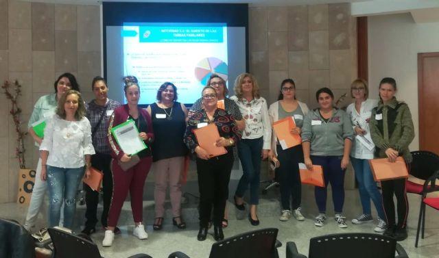 Servicios sociales imparte talleres de prevención del consumo de drogas dirigido a padres y madres - 1, Foto 1