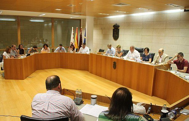 The plenary debate tomorrow, in the ordinary session of October, the modification of several fiscal ordinances and the repeal of another, among other matters, Foto 1