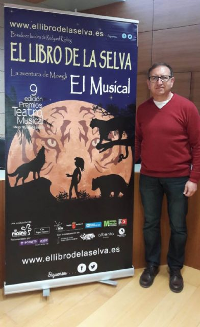 La Concejalía de Festejos organiza el musical