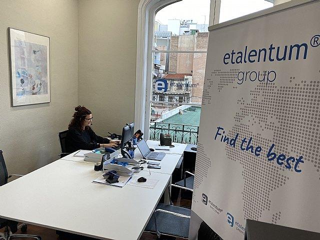 Etalentum abre nueva oficina en Barcelona - 1, Foto 1