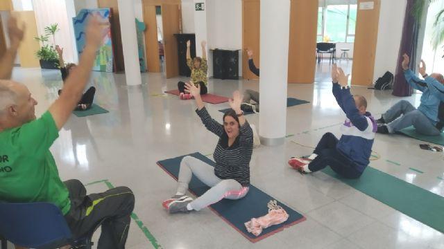 Comienza el programa de Gimnasia para Personas Discapacitadas, Foto 3