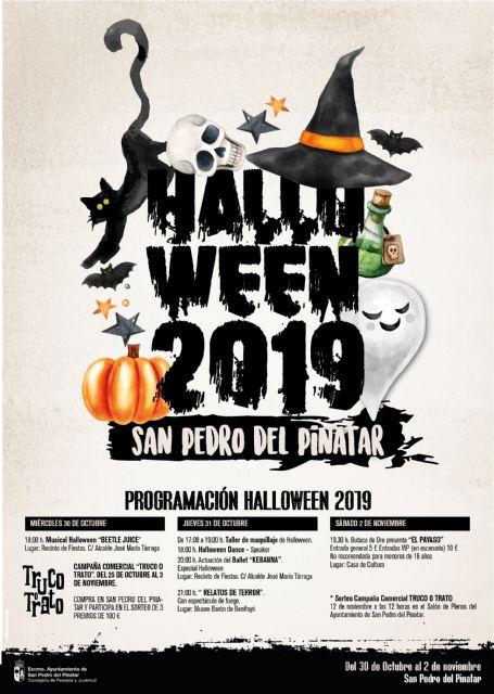 Musicales, teatro, actividades infantiles y relatos de terror centran la programación de Halloween - 2, Foto 2