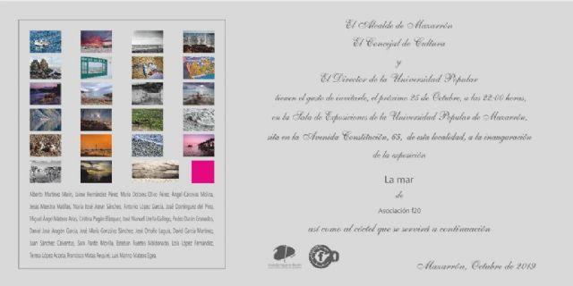 La asociación fotográfica F20 nos invita a conocer