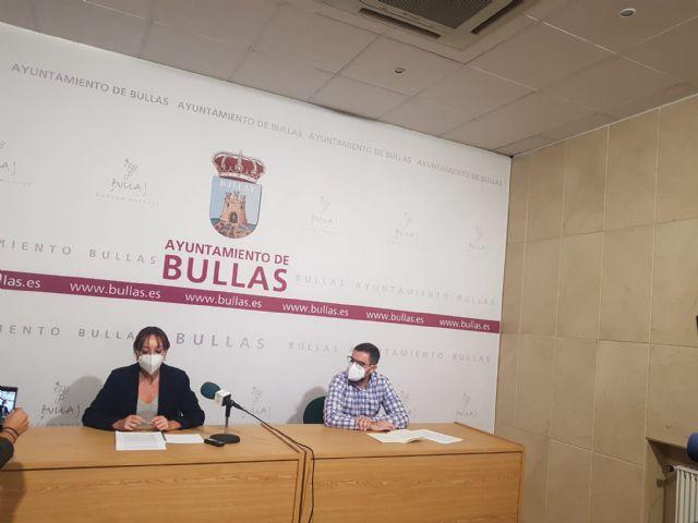 El Ayuntamiento de Bullas pide reducir el número de contactos y la movilidad a los vecinos por el aumento de casos Covid-19 - 2, Foto 2