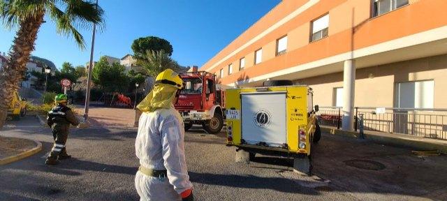 Actuaciones de desinfección en Villanueva del Río Segura - 1, Foto 1