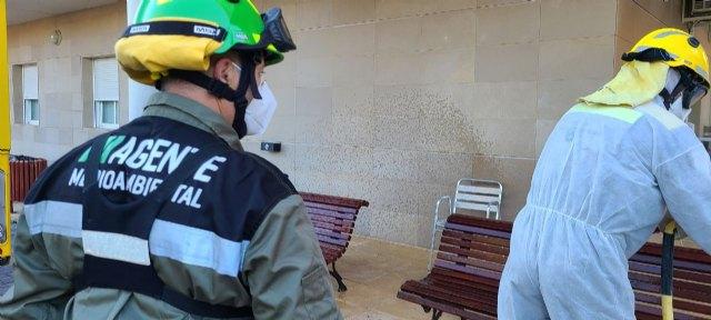Actuaciones de desinfección en Villanueva del Río Segura - 3, Foto 3