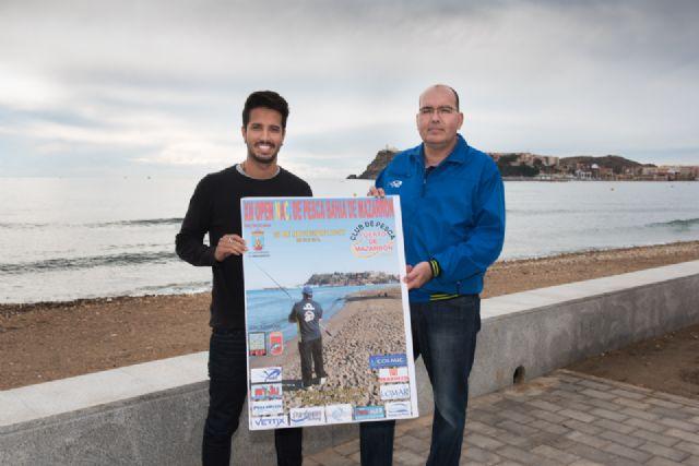 El open nacional de pesca congregará en las playas de Mazarrón a más 100 participantes, Foto 1