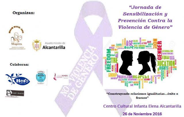 El próximo sábado se celebrará la Jornada de Igualdad y Prevención de la Violencia de Género, Construyendo relaciones igualitarias ...... éxito o fracaso - 1, Foto 1