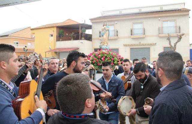 La pedanía lumbrerense de La Estación-Esparragal iniciará las Fiestas en honor a la Purísima el 2 de diciembre - 1, Foto 1