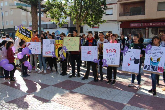 San Pedro del Pinatar llama a la implicación de toda la sociedad para luchar contra la violencia de género - 1, Foto 1