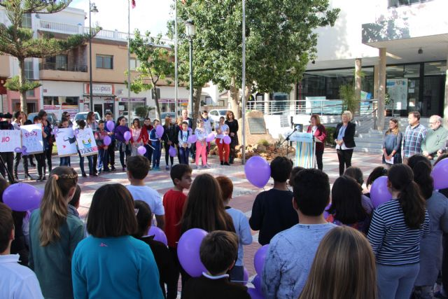 San Pedro del Pinatar llama a la implicación de toda la sociedad para luchar contra la violencia de género - 2, Foto 2