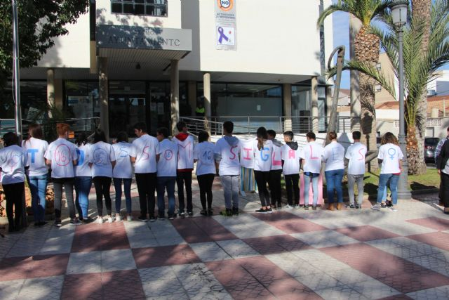 San Pedro del Pinatar llama a la implicación de toda la sociedad para luchar contra la violencia de género - 3, Foto 3