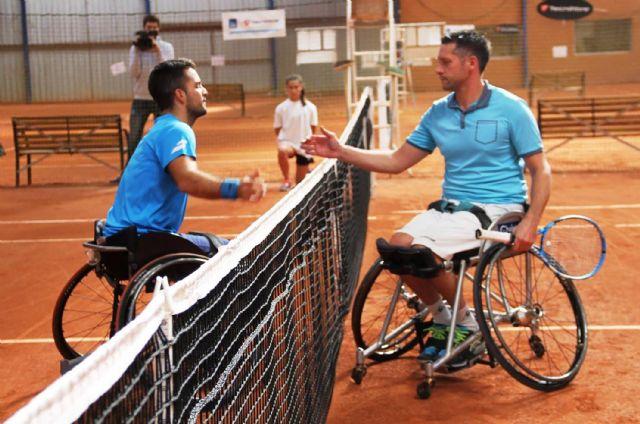Kike Siscar, tenista de la escuela 'Las Torres entre Raquetas', consigue en Francia su primer título internacional - 3, Foto 3