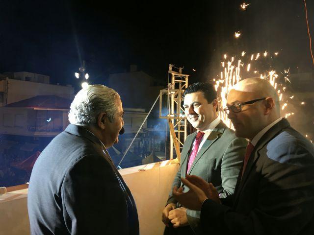 El pregón de Isidoro Jesús Martínez dio inicio anoche a las fiestas patronales de San Javier - 3, Foto 3