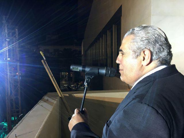 El pregón de Isidoro Jesús Martínez dio inicio anoche a las fiestas patronales de San Javier - 4, Foto 4