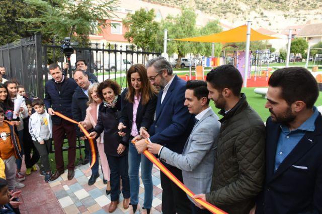 La Comunidad destina una ayuda de 151.600 euros para la adecuación del Parque Europa de Archena - 1, Foto 1