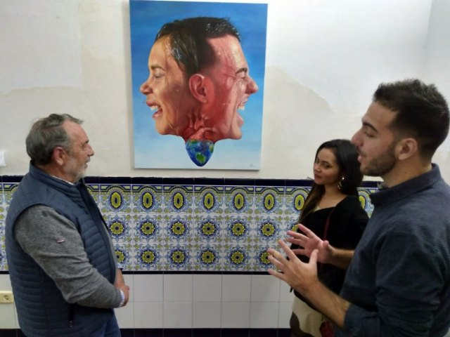 Inaugurada la exposición del pintor Antonio Carrasco Segura - 1, Foto 1