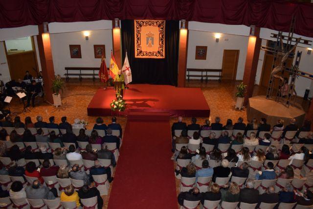 Isabel Guillermo conquista a los mazarroneros con un pequeño y original gran pregón de cuento - 3, Foto 3