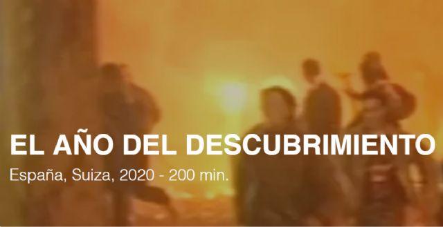 ´El año del descubrimiento´, dirigido por Luis López Carrasco, estará disponible online miércoles y jueves con el FICC - 1, Foto 1