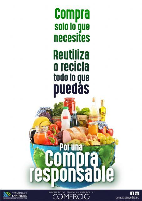 La concejalía de Comercio apuesta por el consumo responsable - 1, Foto 1