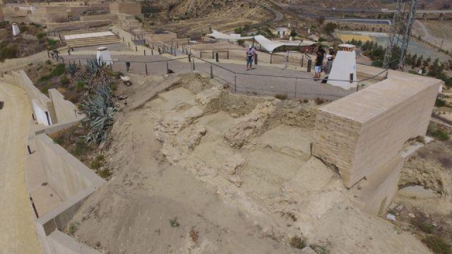 Comunidad Autónoma y Ayuntamiento invertirán más de 80.000 euros para la restauración del Castillo de Nogalte - 1, Foto 1