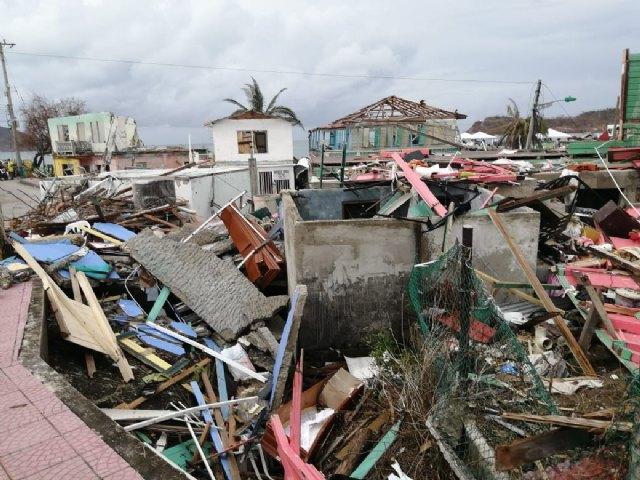 Más de 270 000 personas afectadas por las intensas lluvias ligadas al huracán Iota - 1, Foto 1