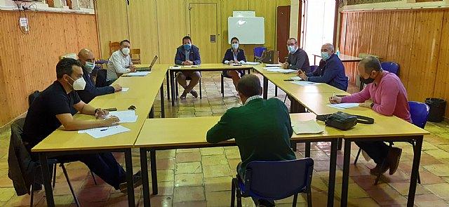 Reunión interdepartamental del Ayuntamiento para establecer proyectos para el Fondo Europeo Extraordinario Covid-19 - 1, Foto 1