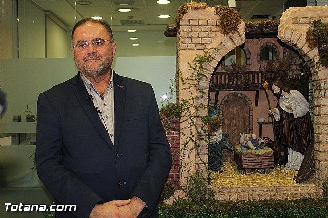 El alcalde de Totana traslada sus mejores deseos de felicidad y hermandad en estos días de Navidad. - 1, Foto 1