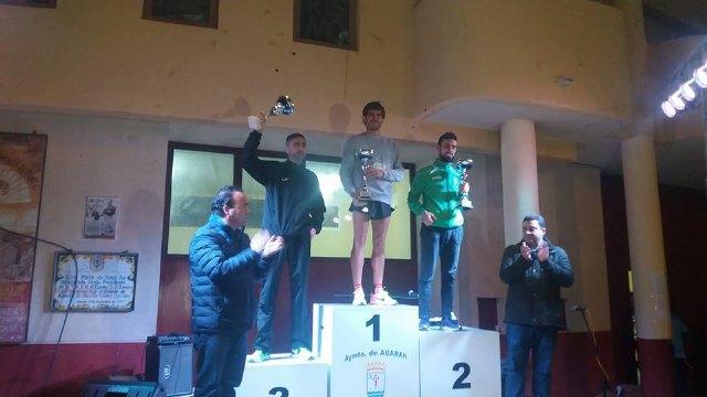 El totanero Luis Sandoval triunfa en la V San Silvestre Solidaria de Abarán, Foto 1