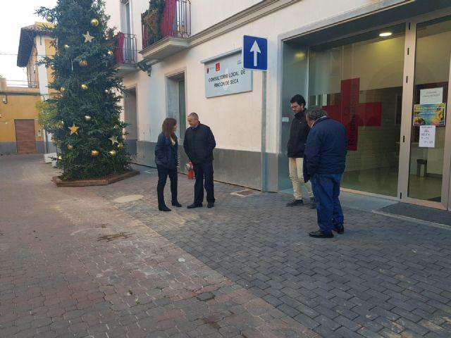Infraestructuras invierte más de 400.000 euros en reparaciones y mantenimiento en pedanías - 1, Foto 1
