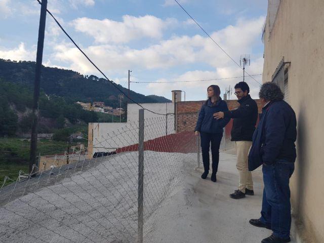 Infraestructuras invierte más de 400.000 euros en reparaciones y mantenimiento en pedanías - 2, Foto 2
