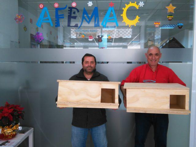 AFEMAC continúa colaborando con la Concejalía de Medio Ambiente del Ayuntamiento de Águilas - 1, Foto 1