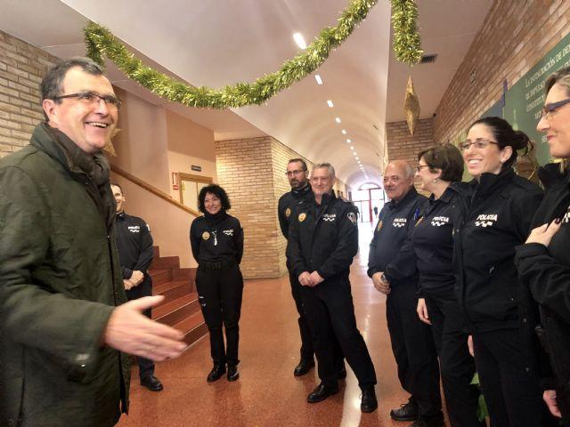 El Ayuntamiento despliega el dispositivo especial de seguridad de Nochebuena y Navidad - 1, Foto 1