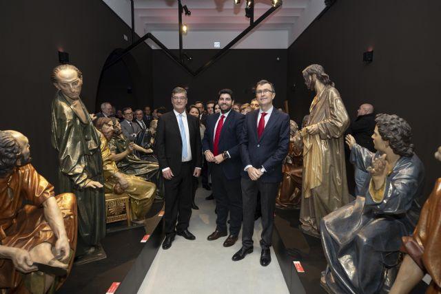 López Miras inaugura el Museo de la Archicofradía de la Sangre - 1, Foto 1