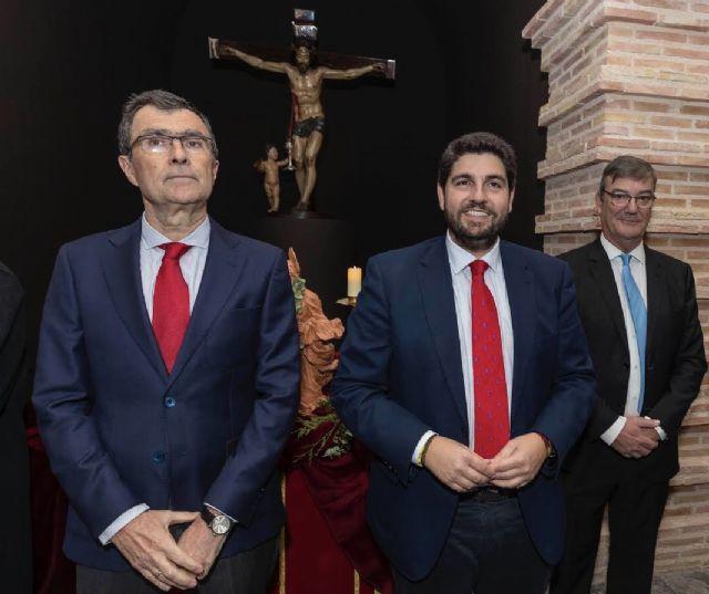 López Miras inaugura el Museo de la Archicofradía de la Sangre - 2, Foto 2