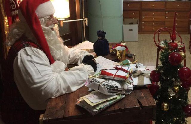 Más de 600 niños pinatarenses han recibido la videollamada de Papá Noel - 3, Foto 3