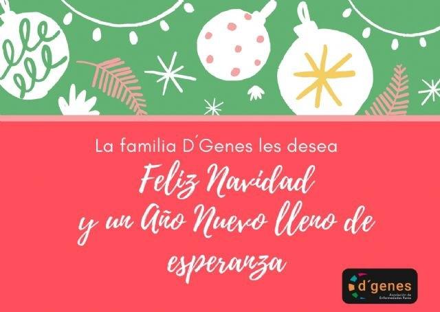 La familia D´Genes os desea Feliz navidad - 2, Foto 2