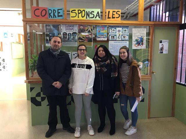 Corresponsales Juveniles, anfitriones del Ocio y Tiempo Libre Saludable en los Centros de Secundaria - 2, Foto 2