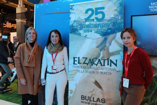 El Zacatín y el Museo del Vino se promocionan en Fitur - 2, Foto 2